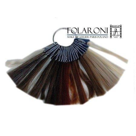 Kolornik do włosów - Color Head Ring
